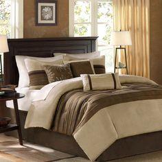 Madison Park 'Teagan' 7-piece Comforter Set by Madison Park