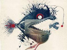 Fish #illustration #insiration #design