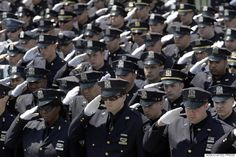 Thousands Of Police Mourn One Of Their Own At Funeral For Brian Moore, A Cops Cop ...