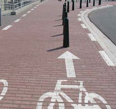 This is why there are so many bicycle accidents in this area