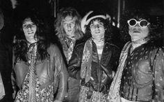 Original New York Dolls, 1972.