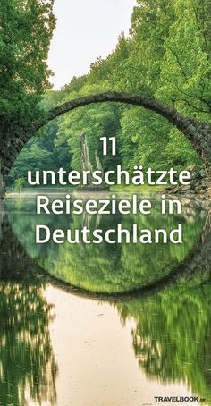 Vacation at home - 11 underestimated travel destinations in Germany - # 11 . - Flight, Travel Destinations and Travel Ideas Places To Travel, Places To See, Travel Destinations, Germany Destinations, Trailers Camping, Reisen In Europa, Travel Magazines, Online Travel, Travel Goals