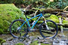 A New Breed of Shore Hardtail - Chromag Surface - good little write up, good photos, awesome bike