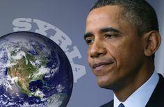 Obama extende a le munde le responsabilite de Siria