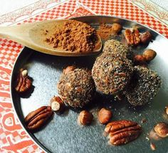 Edu's Pantry: Trufas 100% saudáveis e deliciosas / 100% Healthy and Delicious Truffles