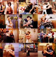 FRIENDS' hugs. (: