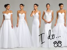 Wedding Dresses: The
