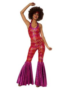 Sexy Foxy Lady Adult Costume | Cheap 70s Costumes for Adults