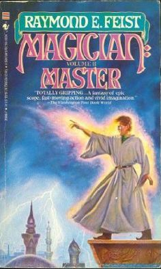 Riftwar Saga II: Magician - Master by Raymond Feist (1982) |  In the exotic Empire of Kelewan, he earned a new name -- Milamber & learned to tame the unnimagined powers that lay within him