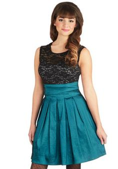 Party Planner Extraordinaire Skirt, #ModCloth