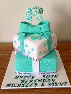 Fondant Cake Design For Husband : 50th birthday party on Pinterest 50th Birthday Party ...