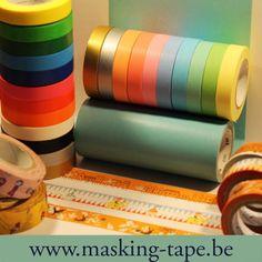 we <3 masking tape