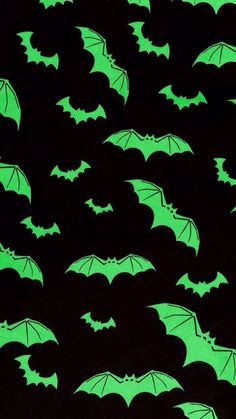 bats, black, and Halloween image