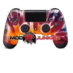 Hydro Dipped Tie Dye PS4 Dual Shock 4 Controller