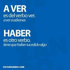 Spanish Grammar, Ap Spanish, Spanish Vocabulary, Spanish Words, Spanish Language Learning, Spanish Heritage, Learn To Speak Spanish, Language Quotes, English Class