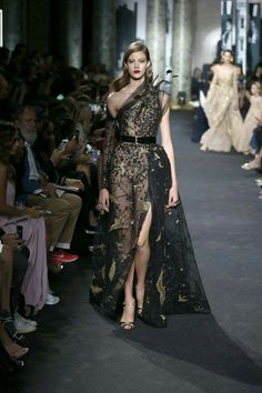 2016 Elie Saab Haute Couture