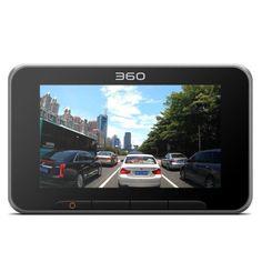 Dash Cam 360 Degree Full HD 3 Inch Display CMOS Sensor Car Vehicle Night Vision #Generic