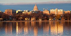 It was a warm weekend for our UW Fellows in Madison this #October - sunny skies and 60s!