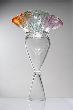 Czech glass art . Bořek Šípek
