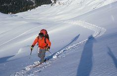 Skitouren rund um Dein Montafoner Hotel am Kristberg  https://www.kristberg.at/winter-montafon-skitouren.html