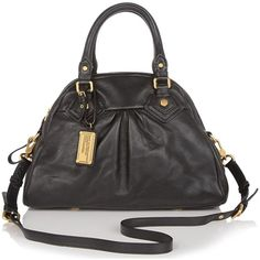 MARC BY MARC JACOBS Satchel - Classic Q Baby Aidan ($478) ❤ liked on Polyvore