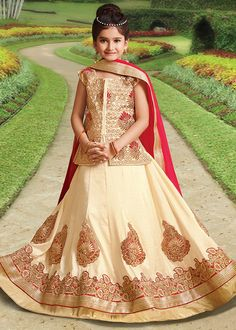 325bcd0bc6a3 9 Best lehenga choli for small girls images