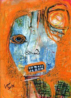 orange moon - Ken law