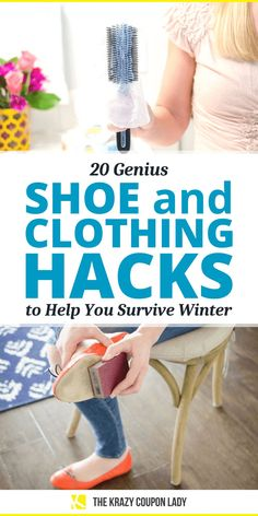Need winter shoe hacks and cold weather clothing tips to help you survive winter? It's getting cold outside and that means it's time to bundle up and pull out the winter wardrobe! Here are some of The Krazy Coupon Lady's favorite money-saving winter shoe Holiday Deals, Holiday Fun, Saving Tips, Saving Money, Holiday Storage, Do It Yourself Organization, Beauty Makeover, Cute Patches, Cold Weather Outfits