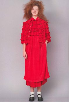 CdG Girl Rei Kawakubo, Comme Des Garcons, One And Only, Business Women, Clothes, Design, Outfits, Clothing, Kleding