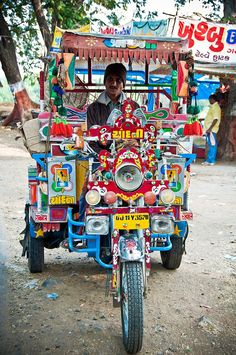 Pradeep Sanyal - Google+ - The Bullet Taxis in Gujrat. Forgot what they are called. …