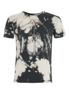Worn By Peace and Bones T-Shirt*