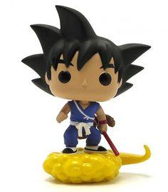 Funko Pop - Goku & Son Nuage Magique (Dragon Ball Z)