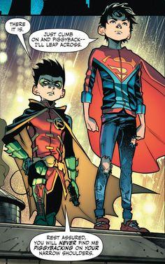 You gotta love Damian and Jon working together!