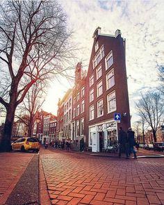 Amsterdam, Netherlands - photo by explorewithnicky . . . https://www.bufetout.ru/catering/kofe-breik/ - Кейтеринг Тим - Google+