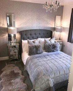 Home Interior Salas .Home Interior Salas Master Bedroom Interior, Cozy Bedroom, Home Decor Bedroom, Decor Room, Bedroom Bed, Bedroom Furniture, White Bedroom, Bedroom Colors, Luxury Furniture