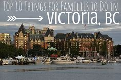 History, gardens, outdoor adventure, animals, ocean tours, and so much more. What will be your family's favorite memory of a trip to Victoria?