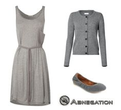 Abnegation who hides one's beauty with grey outfit. http://www.divergentfans.com/thefactions