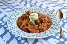 Thai Red Curry, Carne, Cabbage, Bbq, Recipies, Dinner, Ethnic Recipes, Pork, Canning