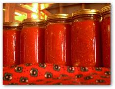 Canning Tomato Juice at Home