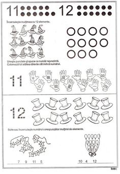Fotografie: Kindergarten Worksheets, Letters And Numbers, Words, School, Math Activities, Diy Home, Diy Creative Ideas, Geometric Fashion, To Tell