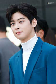 ASTRO`s Cha Eunwoo Got All Eyes on Him at the 'Seoul Fashion Week' with His Gracious Look (30+ Photos)