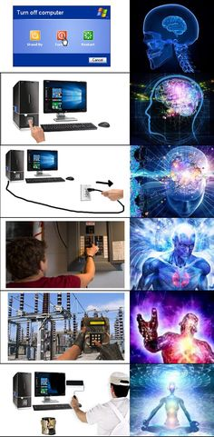 How to turn off a computer