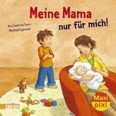 Maxi-Pixi 47: Meine Mama nur für mich: Amazon.de: Charlotte Stern, Manfred Tophoven: Bücher