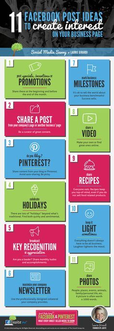"""Using Facebook for Business is essential to a direct sellers success! These FREE tips give you 30 great ideas for what to post on your business page. In the course, Social Media Savvy: The Essentials for Direct Sellers, we explore how to use Facebook and Pinterest in your business. One of the questions we get the most is, """"what should I post on Facebook?"""" To help you plan what to post on your business Facebook page, we've created some great tools for you to use. Pin them, print them ……"""