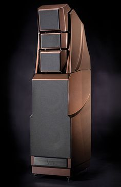 Wilson Audio Specialties Alexandria XLF loudspeaker, not my favorite color for such an exquisite speaker!