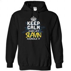 Keep Calm and Let SLAVIN Handle It - #gift ideas #groomsmen gift