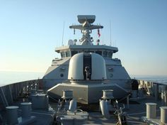 Moroccan Navy Frigate Sultan Moulay Ismail.