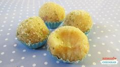 Brigadeiro de torta de limão - Amando Cozinhar - Receitas, dicas de culinária, decoração e muito mais!
