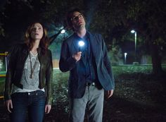 #Zoo: Kristen Connolly and Billy Burke #Episode1and2