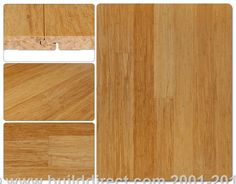 BuildDirect®: Bamboo Flooring Strand Woven Click Bamboo Flooring   Natural   Wide   Long Plank 3.49 sq ft